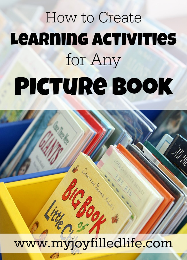 How To Create Activities For Any Book